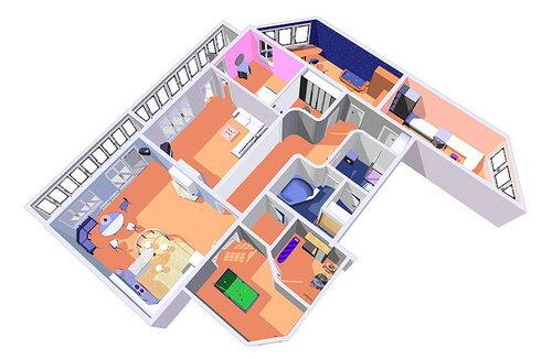 Квартира 280 м.кв.