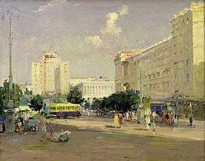 «Новый Киев» 1960 г.