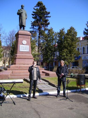 Концерт Ленину 3
