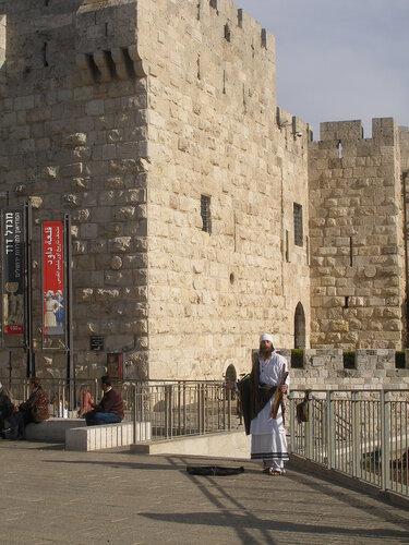 У Яффских ворот