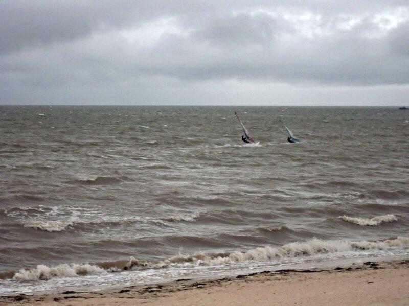 При хорошем ветре ... SDC15924
