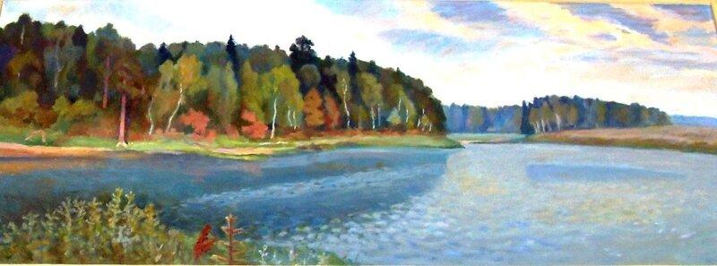 Выставка картин Тилькиева В.А. (8)