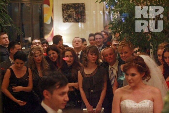Свадьба внучки Горбачева