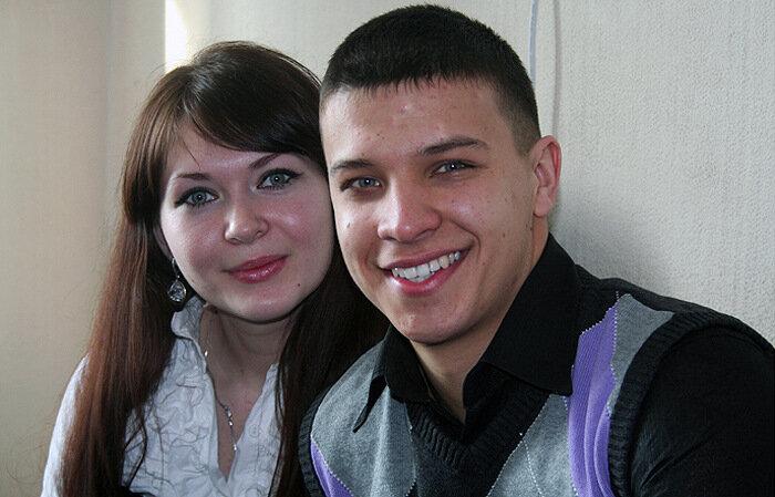 Кудря Ирина и Дмитрий Дмитриенко
