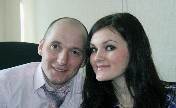 Юлия и Александр Бердниковы