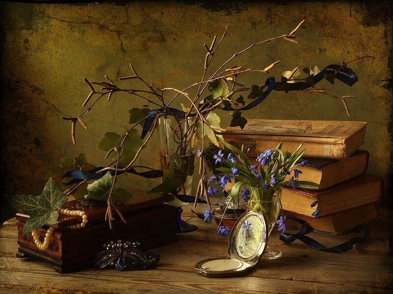 фотонатюрморты,автор Андрей Ушаков