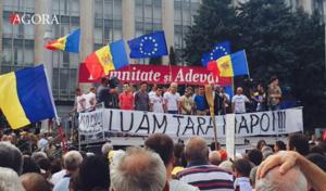 """Почему граждане Молдовы поддерживают протесты платформы """"DA"""""""