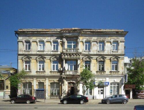 Дом П.П. Подбельского