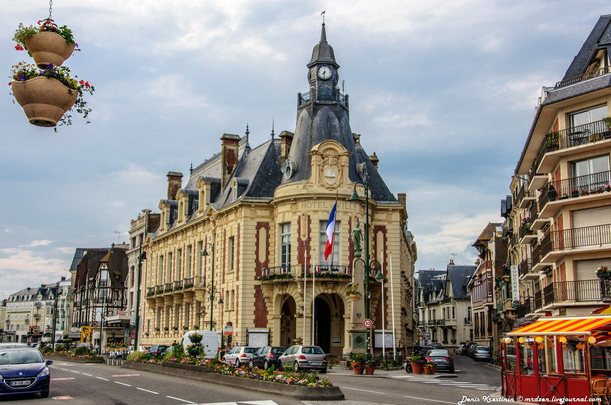 Трувиль-сюр-Мер (Trouville-sur-Mer)