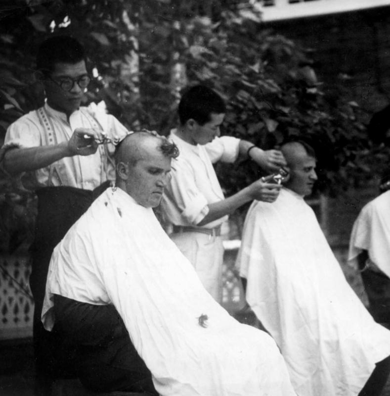 Солдаты бреют члены фото 741-185