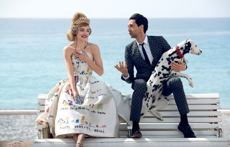 natalia-vodianova-adrien-brody-by-peter-lindbergh-for-vogue-us-july-2015