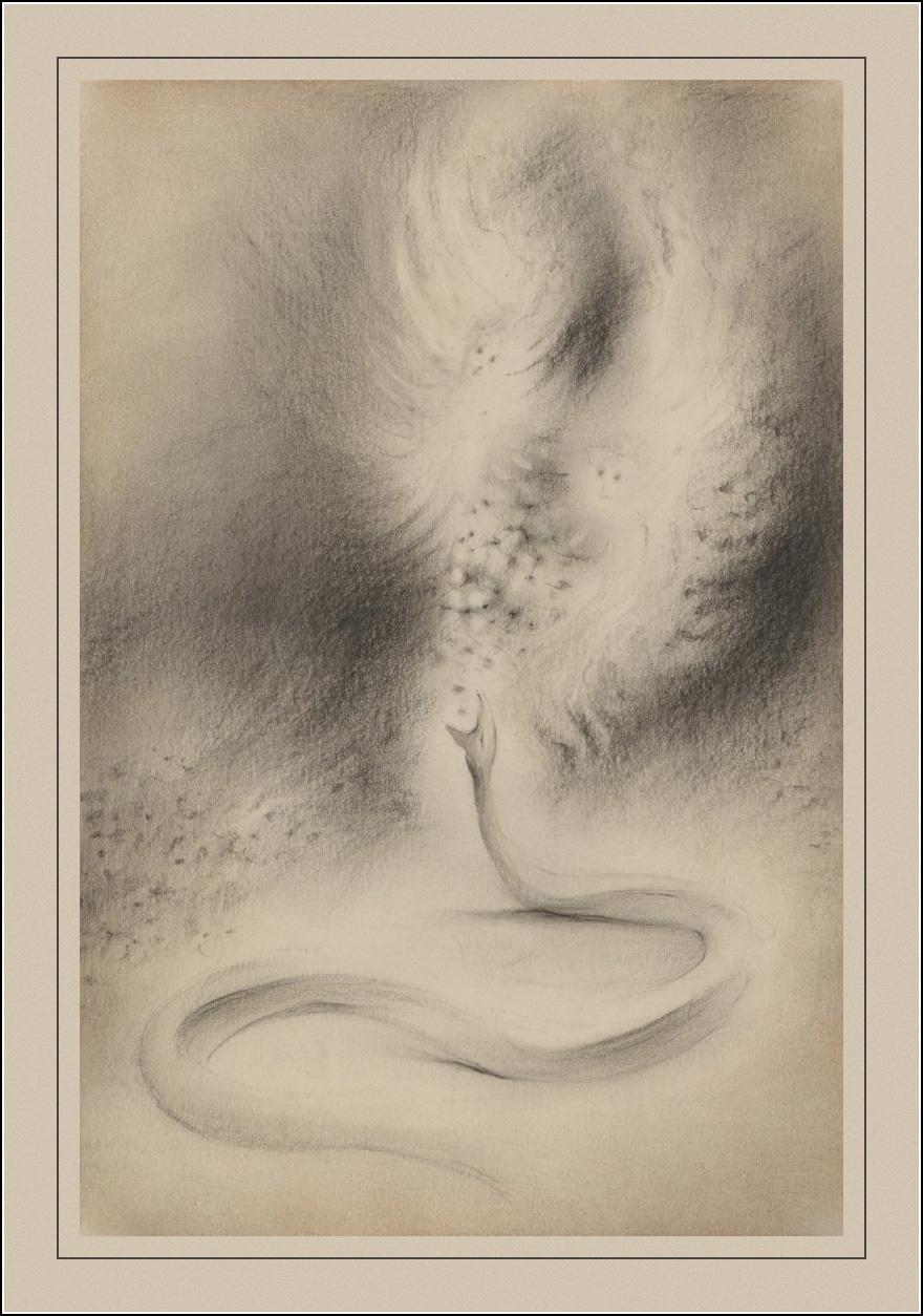 Hans Wildermann, Goethe, Das Märchen