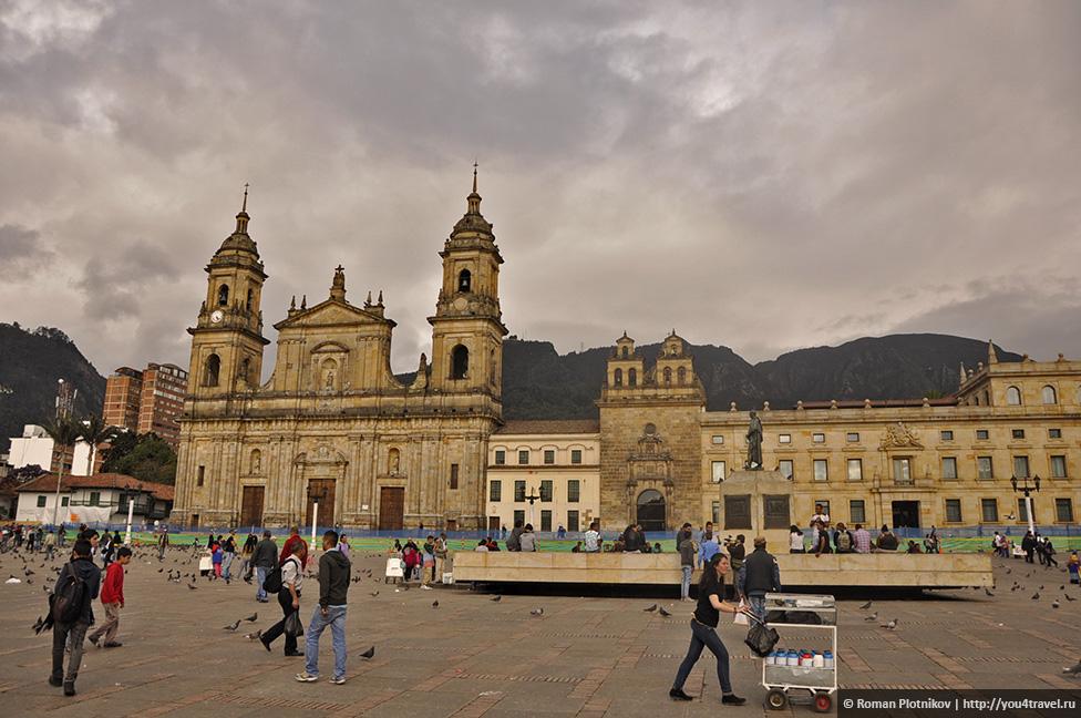 0 177d81 90410e42 orig День 201 202. Охота за туристической картой Боготы и многочасовые прогулки по историческому району Ла Канделария   La Candelaria
