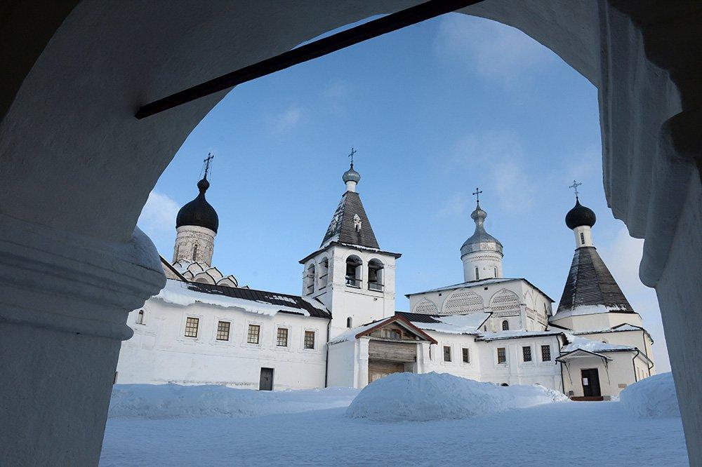 Ферапонтов Белозерский монастырь — бывший православный монастырь в Кирилловском районе Вологодской о