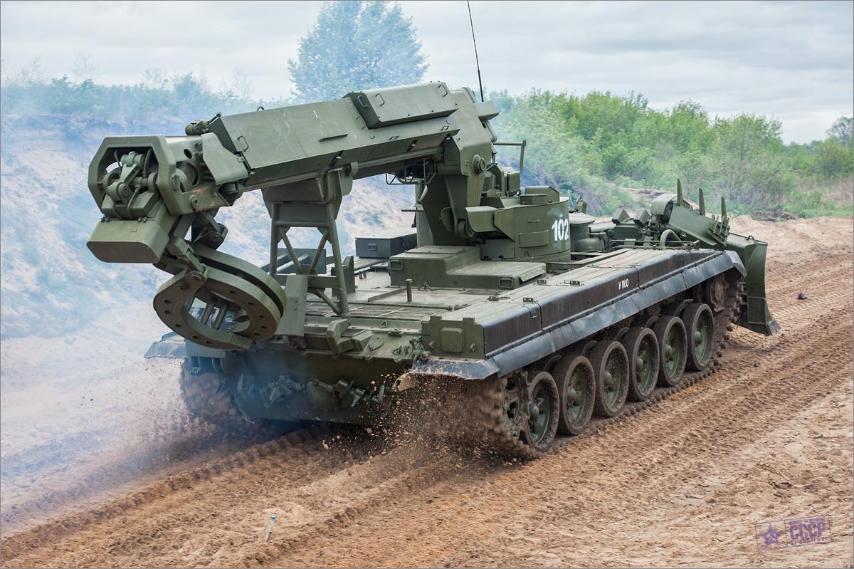 Фото техники инженерных войск
