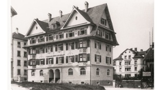 Фабрика Franke 1911 год