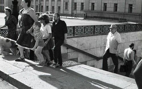 Семья Александровых Июнь 1986 г.