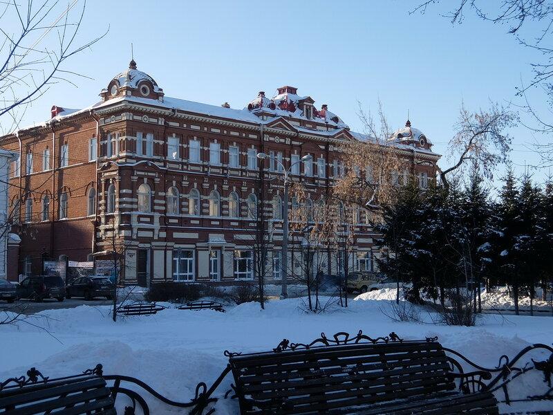 Томск - Художественный музей