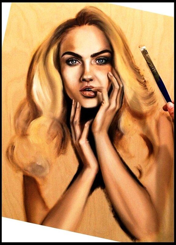 Фантастические девушки из снов на картинах Эрики Векслер (2).jpg