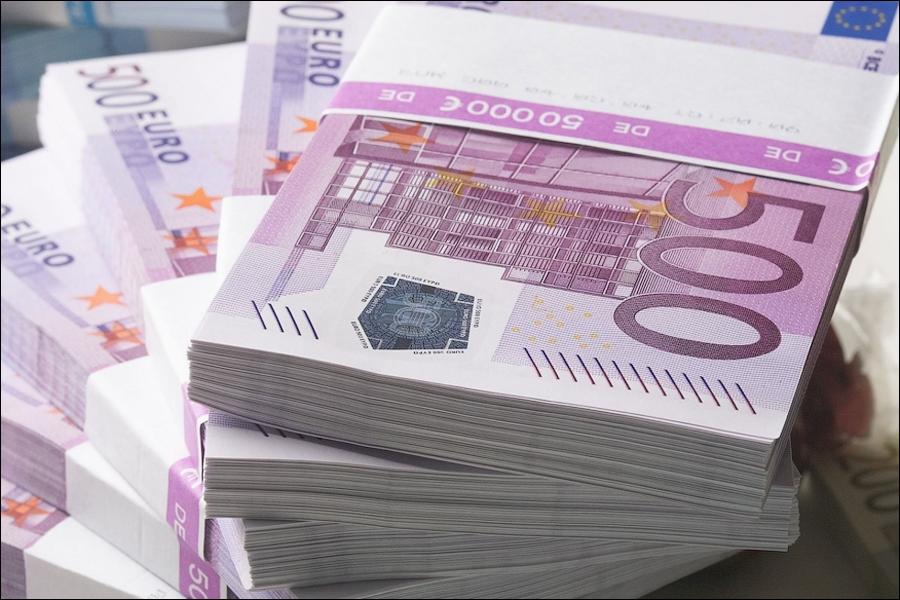 Купюра в 500 евро может оказаться проблемой
