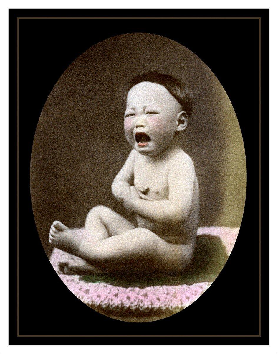 Орущий младенец