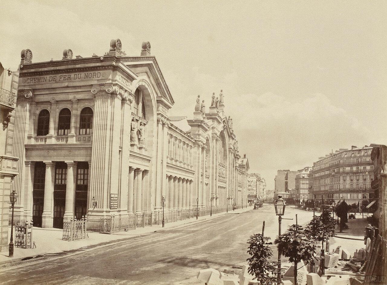 1864. Северный вокзал