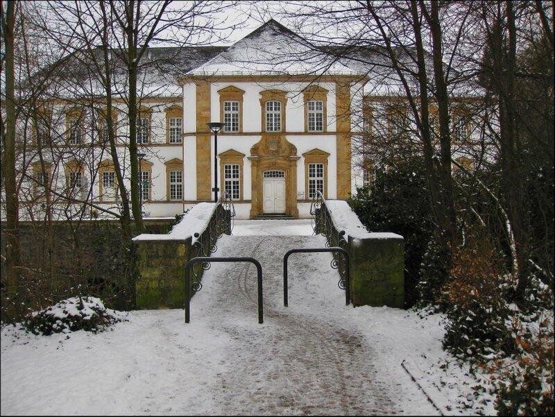 Городская библиотека Падерборна