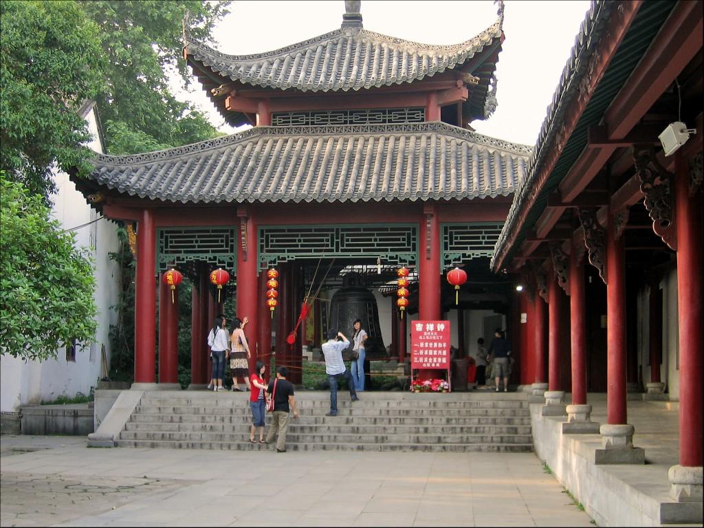 монастырь Гуйюань, Ухань, башня