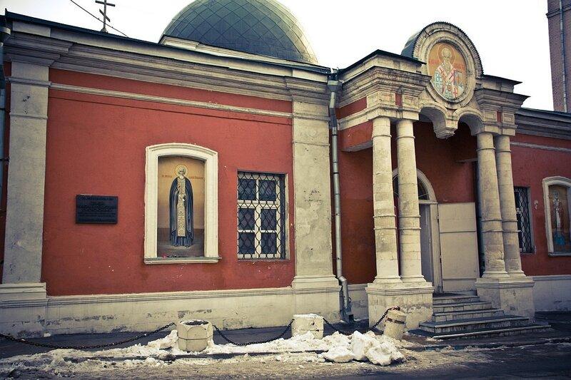 Saint Nicholas Church in Podkopai (Moscow)
