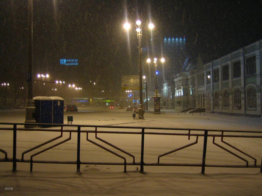москва 10.02.2007 Рижский