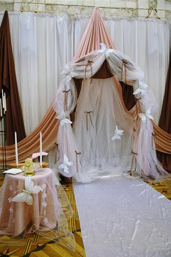 Мастер класс свадебная арка