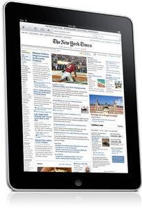 планшетный ноутбук Apple iPad