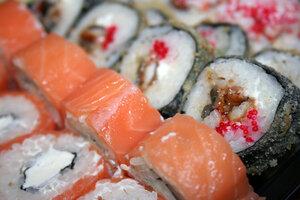 Роллы - 1/6 суши