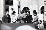 1 мая 1975 года. Свиридов В.В., Сычев И.И., Горбунова В.Б., Пономаренко В., Щемятовская Н.