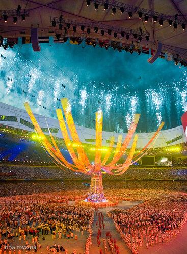 Олимпиада 2008. Пекин. Август