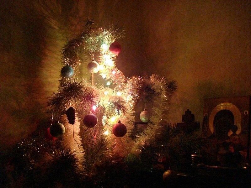 Зима,Рождество,Коломна