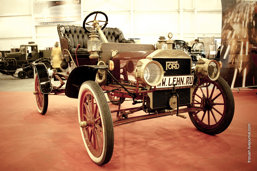 Ford Model N, 1906