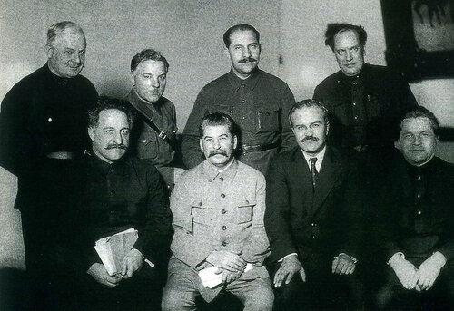сталинская гвардия министры работавшие до 80х