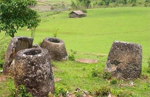 Долина кувшинов. Лаос