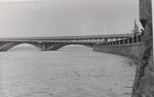 Наводнение 1969 года в Киеве. Фото с сайта nevsedoma.com.ua