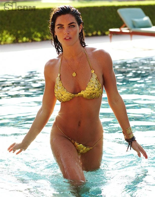 Hilary Rhoda / купальники / Sports Illustrated swimsuit 2010