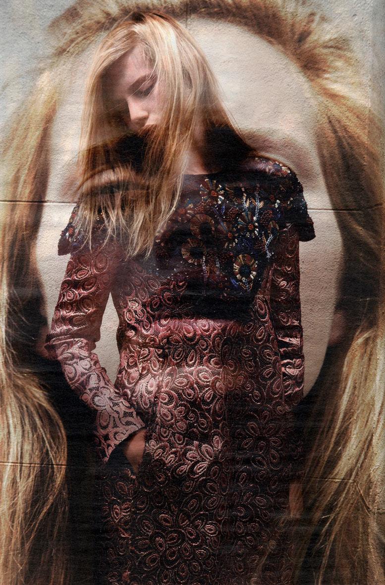 Cato van Ee by Vanina Sorrenti / The Decline of the Bourgeosie