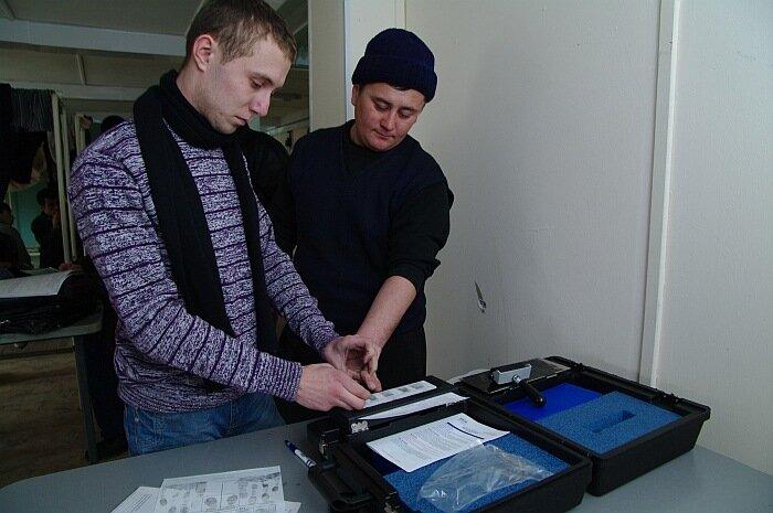 Строители Саммита АТЭС 2012