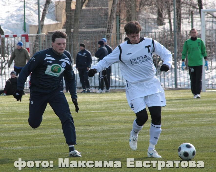 Торпедо (Москва) - Авангард (Подольск) 2:1