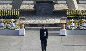 В Японии траур – 70-летие со дня бомбардировки Хиросимы