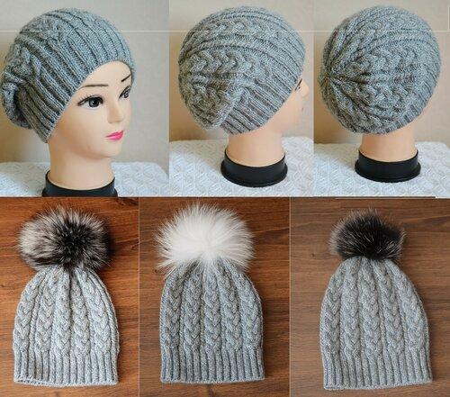 зиму удовольствием, как связать красивую резинку для зимней шапки отметить, что для