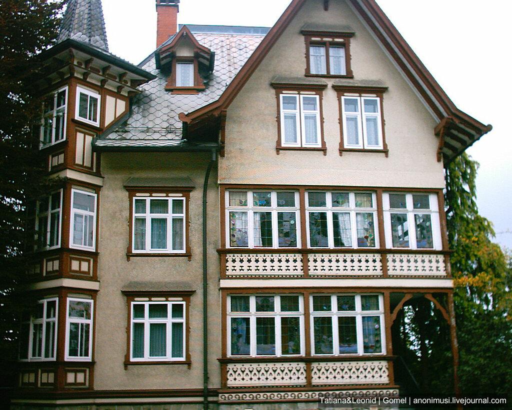 Троген. Швейцария