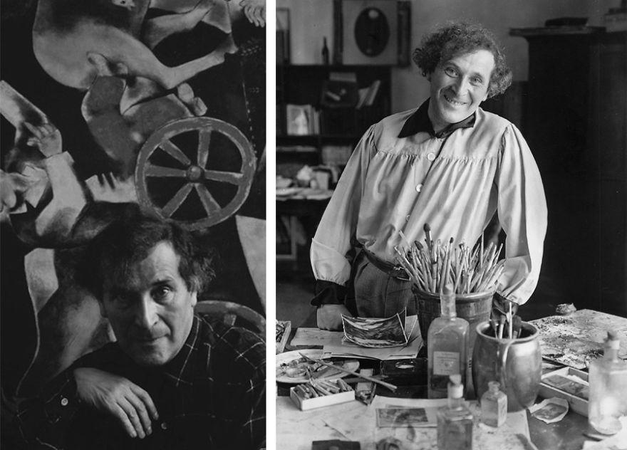 26. Марк Шагал (Mark Chagall)