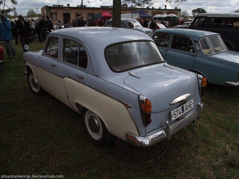 Москвич-403, 1963