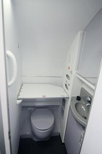 Передний туалет